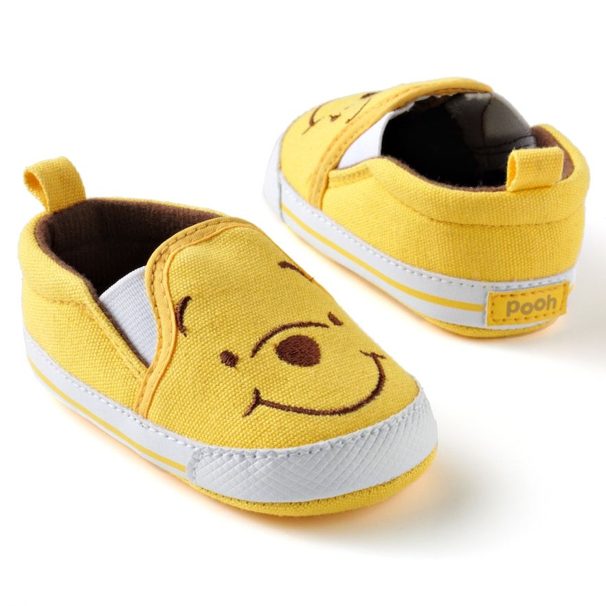 Disney Winnie the Pooh Canvas Shoes