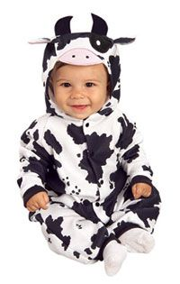 Cozy Cow Baby Costume - Baby Costumes  sc 1 st  Pinterest : baby in cow costume  - Germanpascual.Com