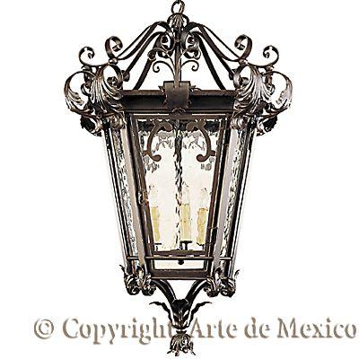 Arte De Mexico Hf157 1 Wrought Iron