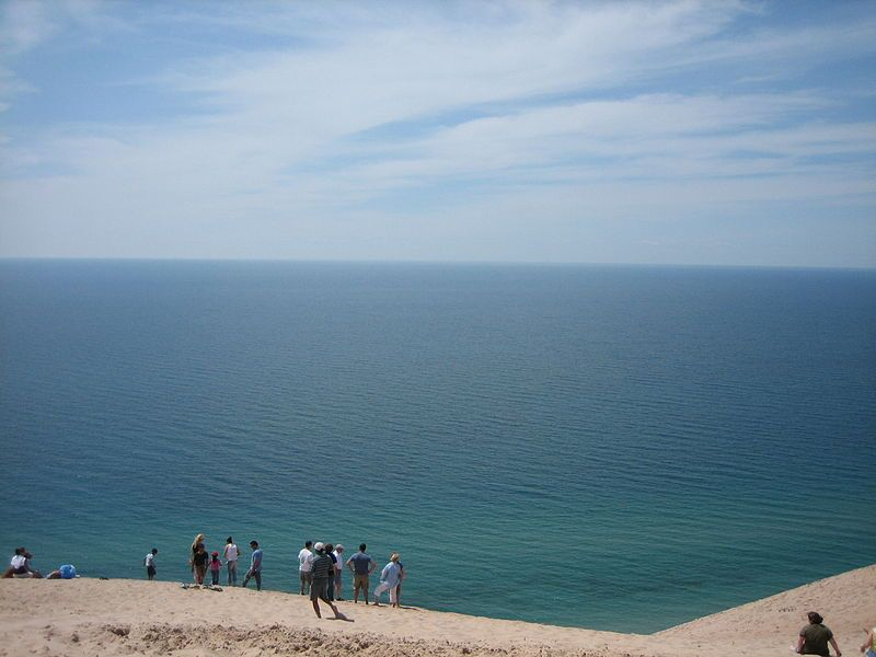 Sleeping Baer Dunes - Michigan