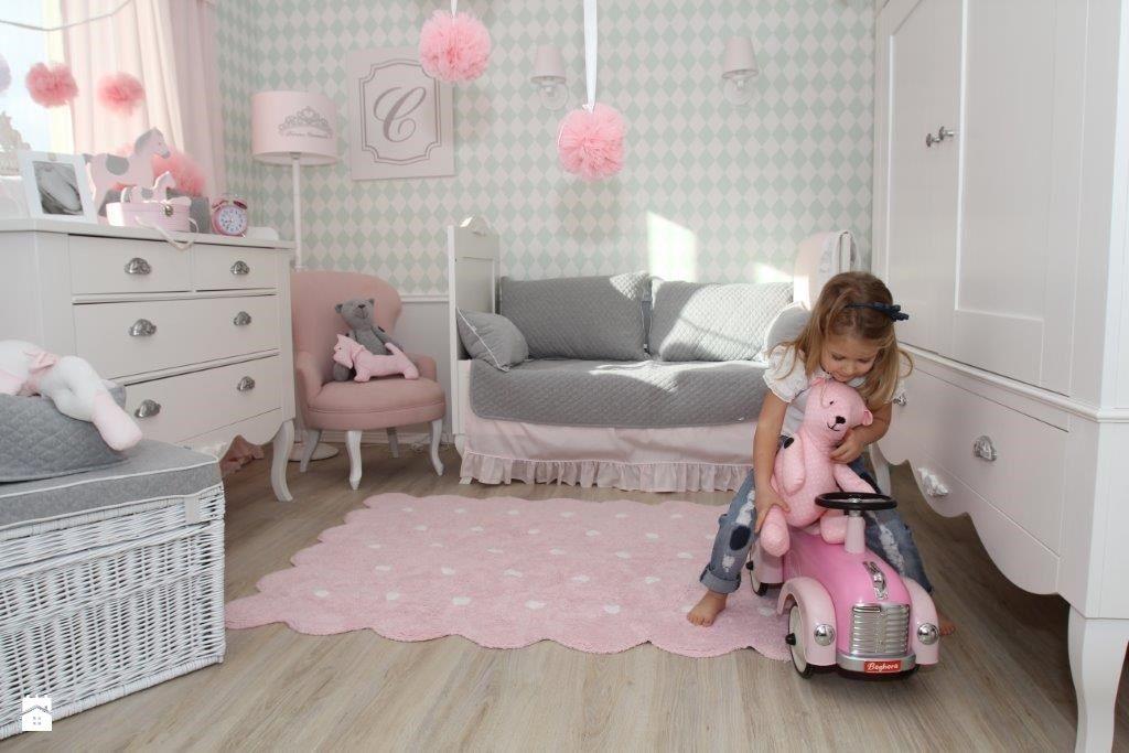 Meble Linii Royal Pokoj Dziecka Styl Glamour Studio Caramella