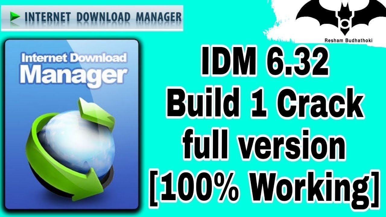 internet download manager full with patch