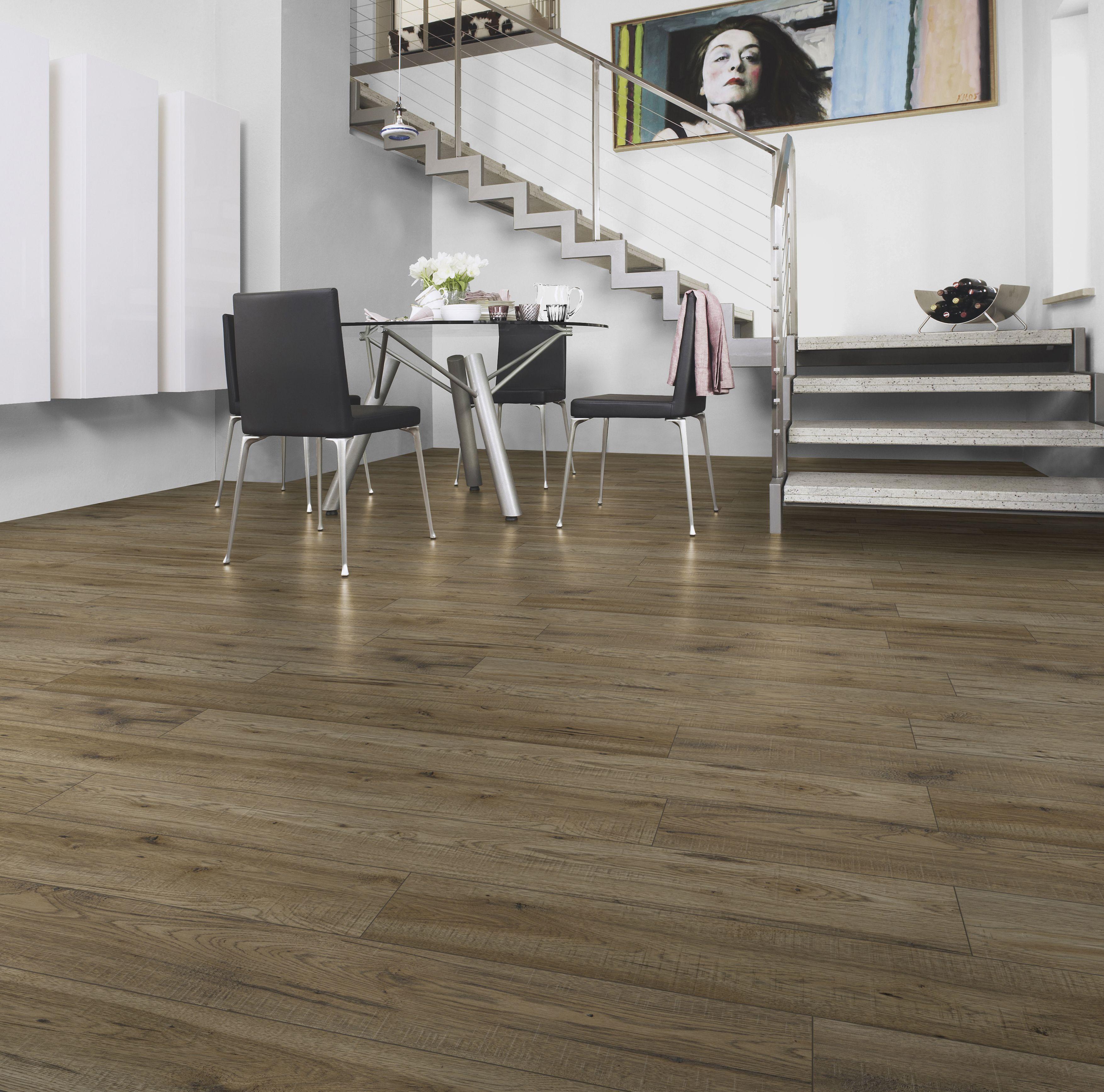 Ostend Kansas Effect Antique Finish Laminate Flooring 1 76