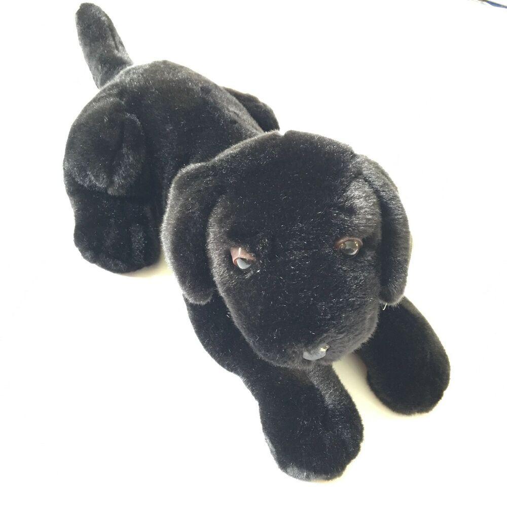 19++ Black dog stuffed animal images