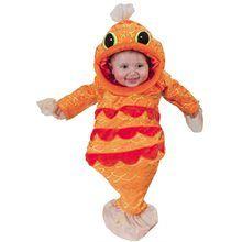 713b1f60f Infant Goldfish Bunting Costume | Baby's 1st Halloween | Baby ...