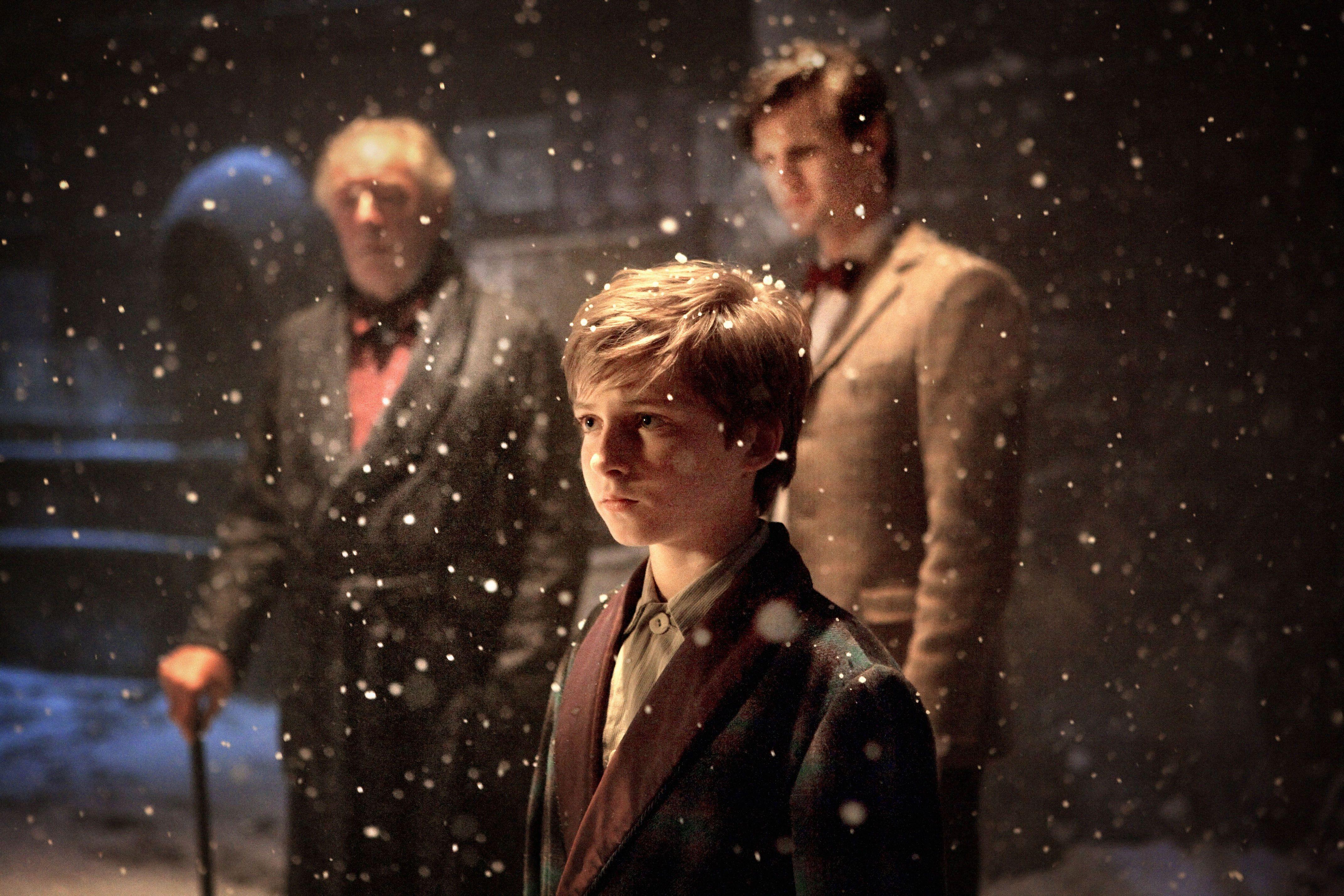Doctor Who 6x00 - A Christmas Carol | Doctor who christmas, Doctor who tv, Doctor who specials