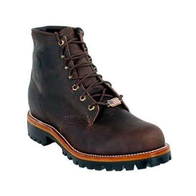 Men Boots Chippewa Men Khaki Shoes Online