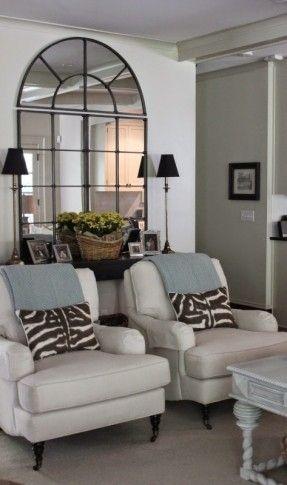 wohnzimmer silber, moderne wandspiegel wohnzimmer | house decor | pinterest | living, Design ideen