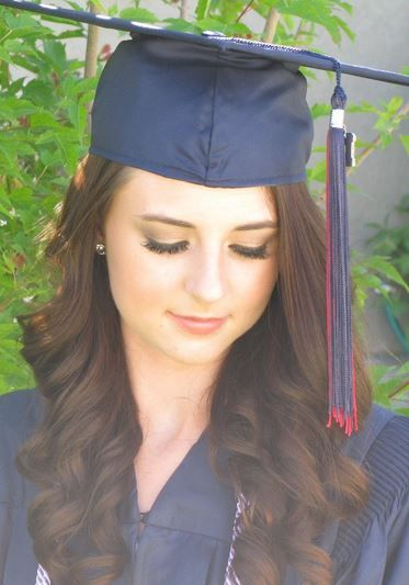 What To Wear For Graduation | Brown Eyeshadow Simple Makeup And Eyeshadow