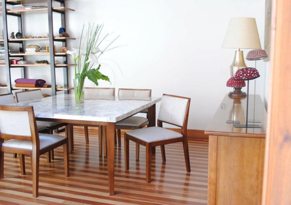 mesa con tapa de marmol mesas de comedor pinterest