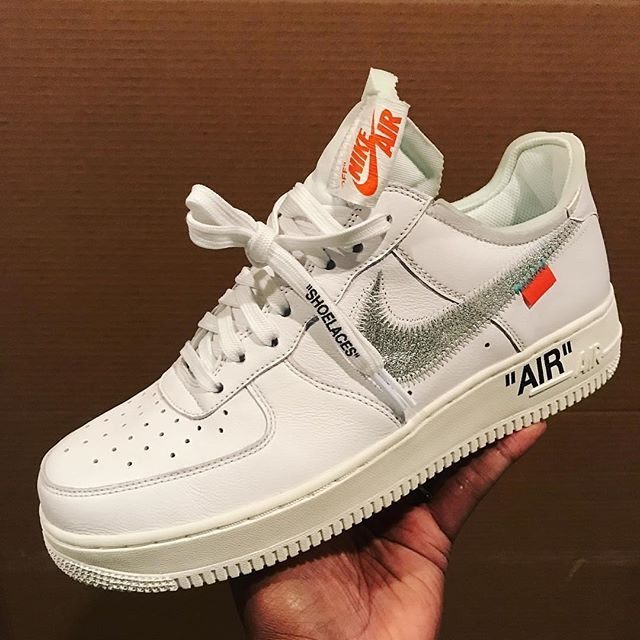 70ef011715 Virgil Abloh has revealed another rendition to his Off-White™ x Nike Air  Force 1 lineup. Are you feeling this updated version? Let us know your  thoughts ...