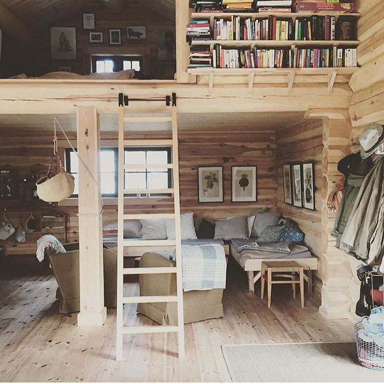 100 Adorbs Tiny Homes In 2019 Small Cabin Interiors