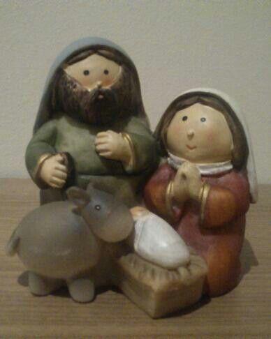 Nacimiento. Pesebre. Navidad.