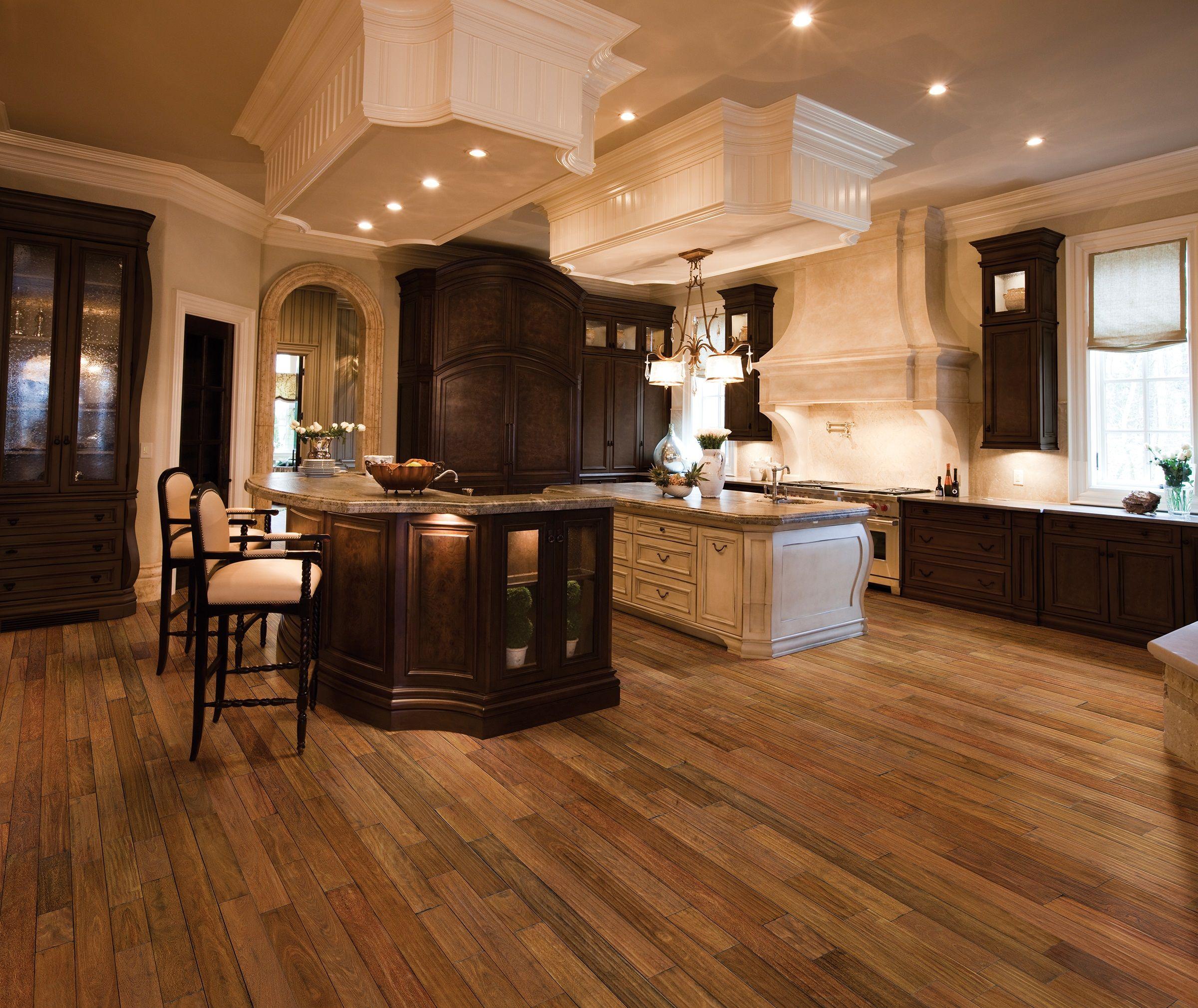 Brazilian Amendoim Natural Hand Scraped Engineered Hardwood Floor Decor Home Engineered Hardwood Floor Decor