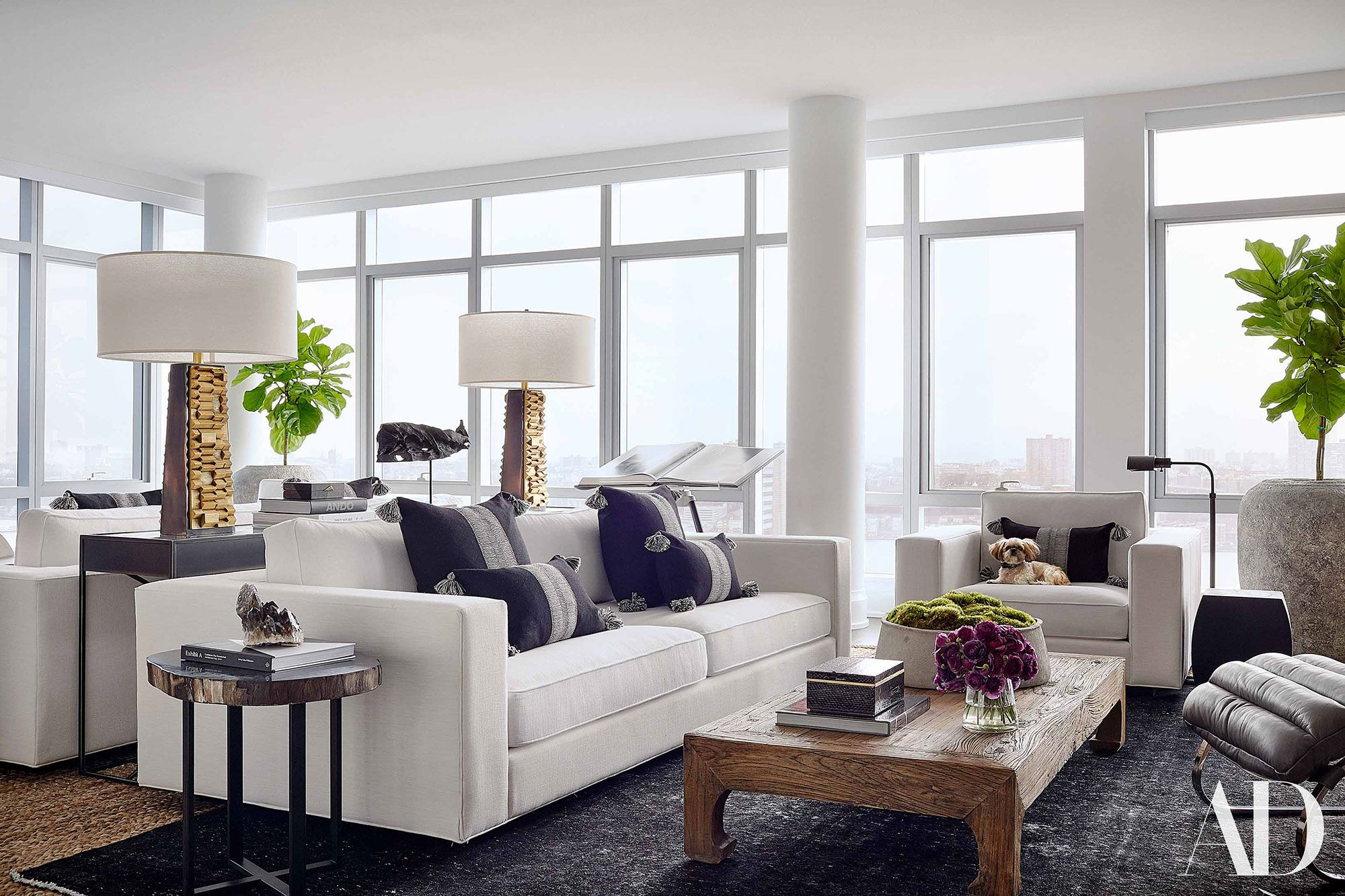 See Inside Kerry Washington S N Y C Apartment That Pushed