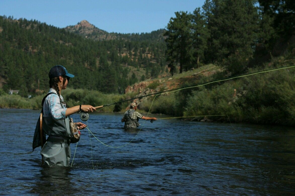 Pin On Fly Fisher Woman Fly Fishing Colorado Fly Fishing Fly Fishing Women