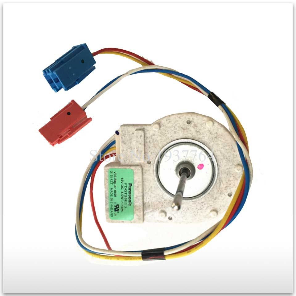 New For Panasonic Refrigerator Fan Motor Freezer Dc Home Wiring Fdqt26bs3 12v