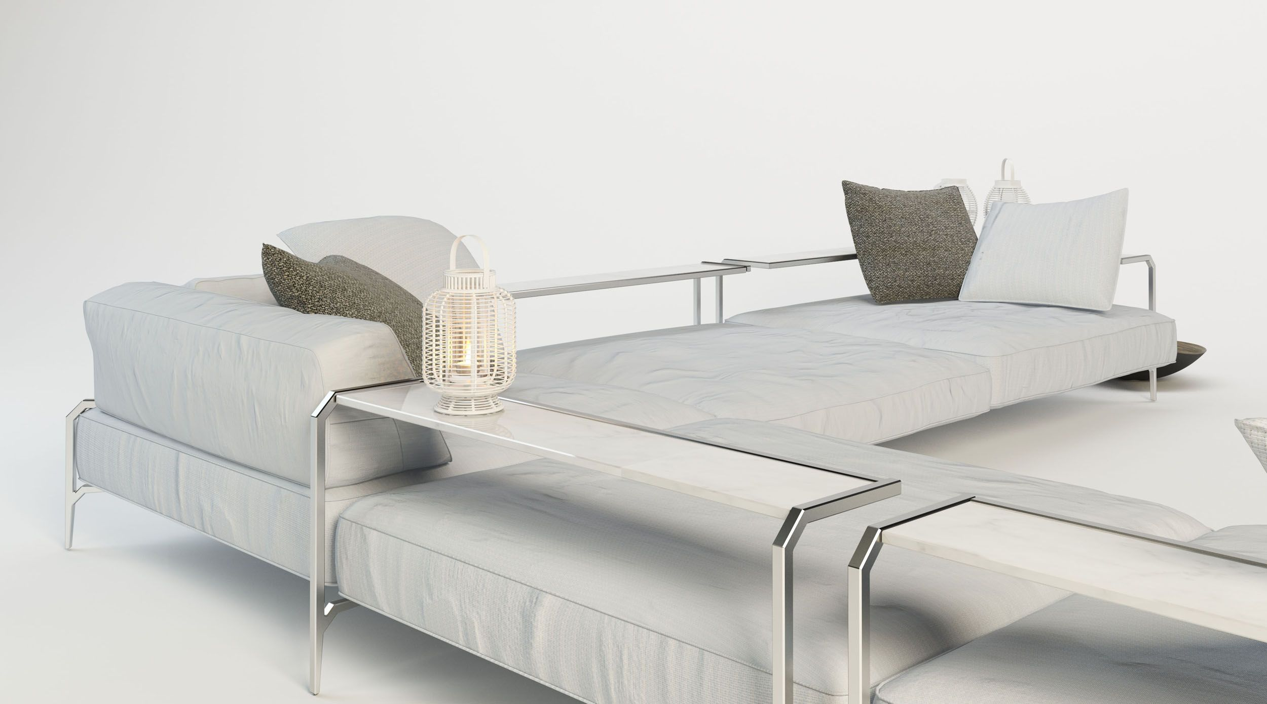 Sofa In A Box Companies Outdoor Seating System Sabal Design By Matteo Nunziati And