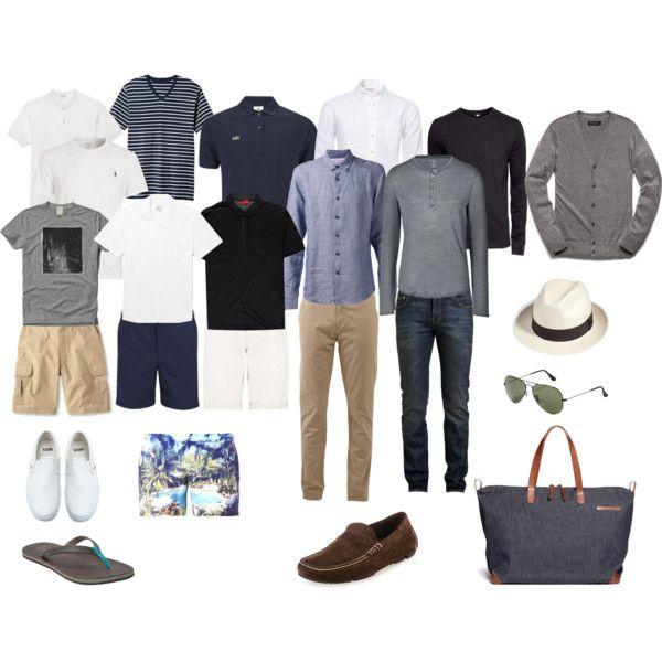 Aruba vacation men