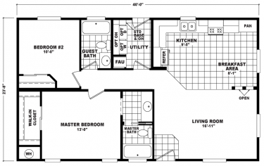 Bentley Double Wide Mobile Home Call Today 1 800 959 2078 Mobile Home Doublewide Bedroom Floor Plans Mobile Home Floor Plans