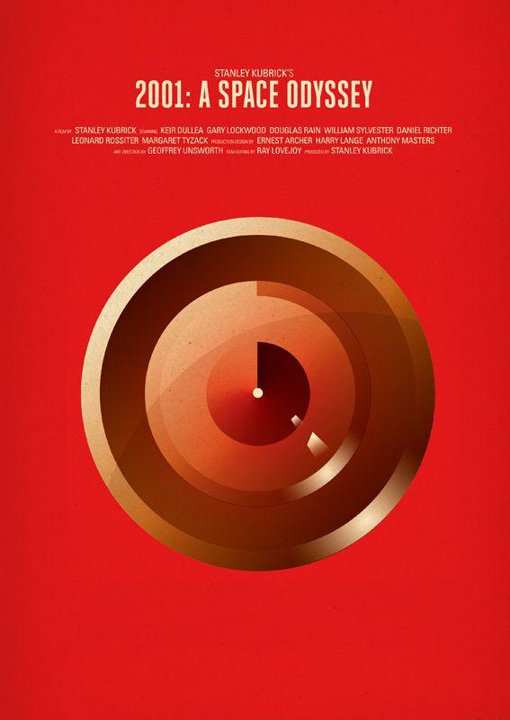 Samuel Freeman Design The Design Portfolio Of Samuel Freeman Space Odyssey Odyssey Alternative Movie Posters