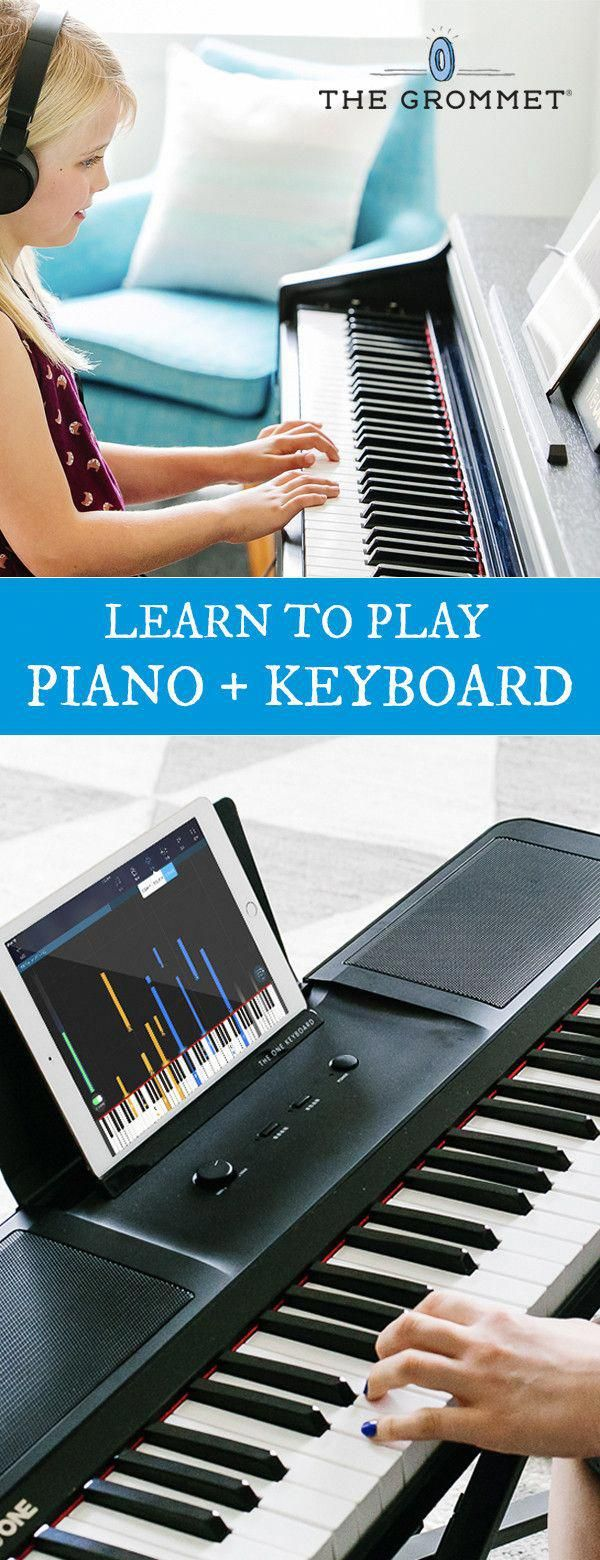 AppConnected Keyboard Learn piano, Piano lessons, Piano