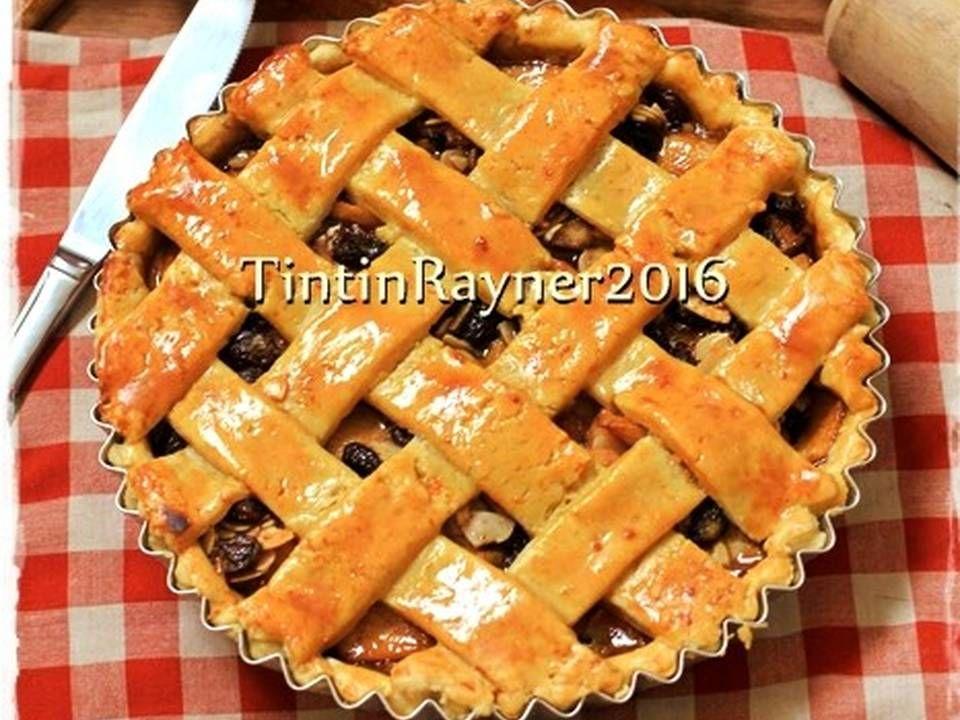 Resep Apple Pie So Good Step By Step Oleh Tintin Rayner Resep Pie Apel Resep Resep Masakan