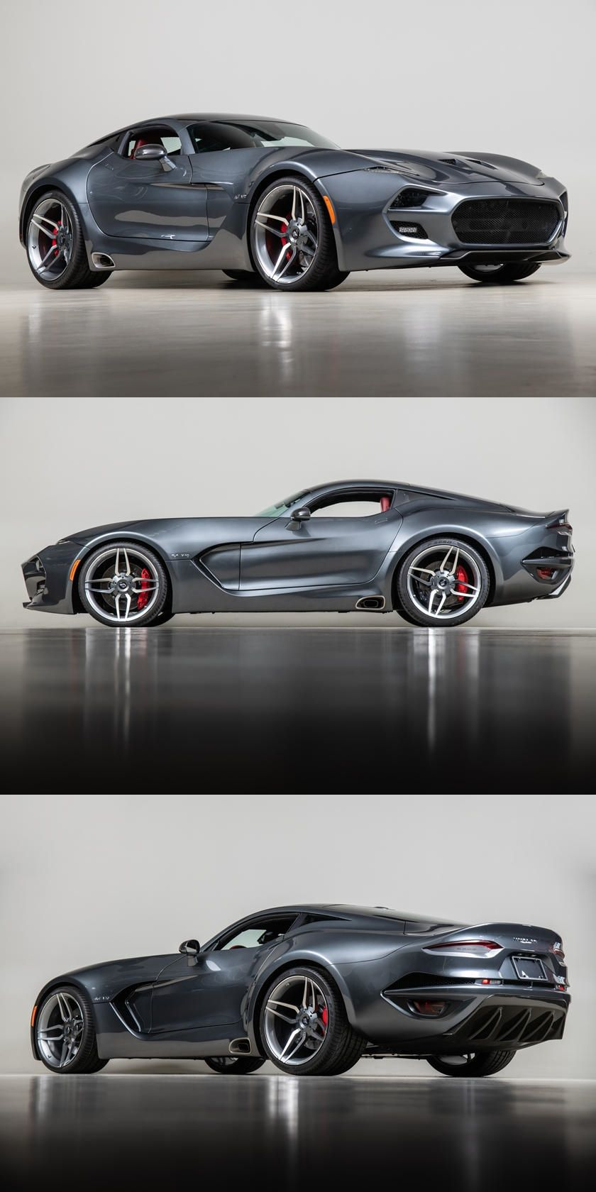 You Can Buy Henrik Fisker S 745 Hp Dodge Viper Based Supercar 50 Units Were Planned Supposedly Only Five Were Built In 2020 Dodge Viper Super Cars Dream Cars