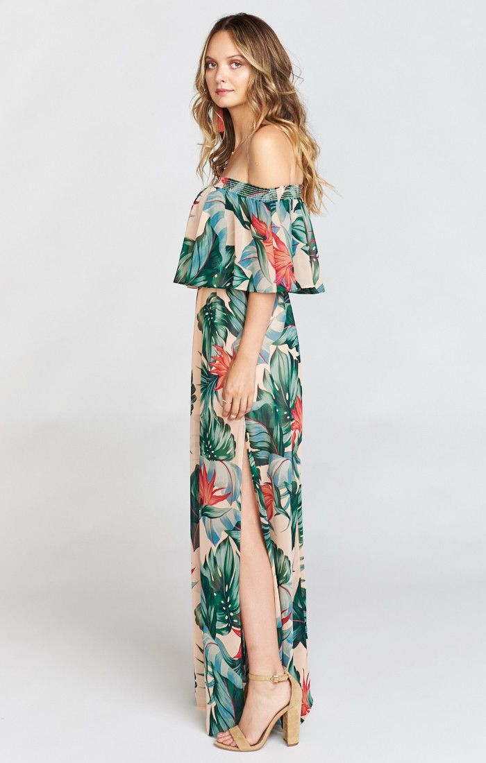 419cb7e54c621 Hacienda Maxi Dress ~ Kauai Kisses in 2019 | Nice dress9c | Fashion ...