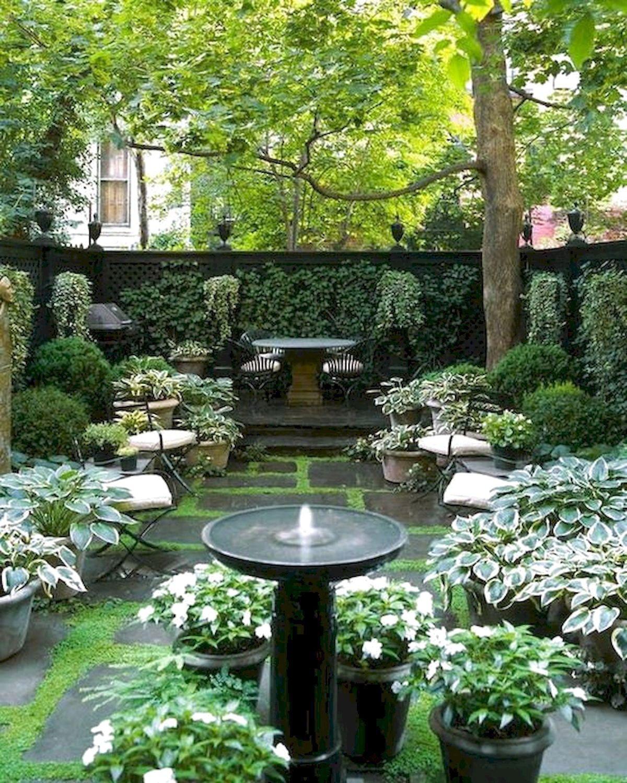 45 Beautiful Pinterest Garden Decor Ideas In 2020 Small Garden