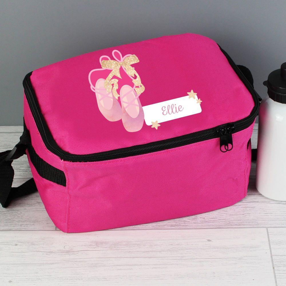 Personalised Swan Lake Ballet Lunch Bag