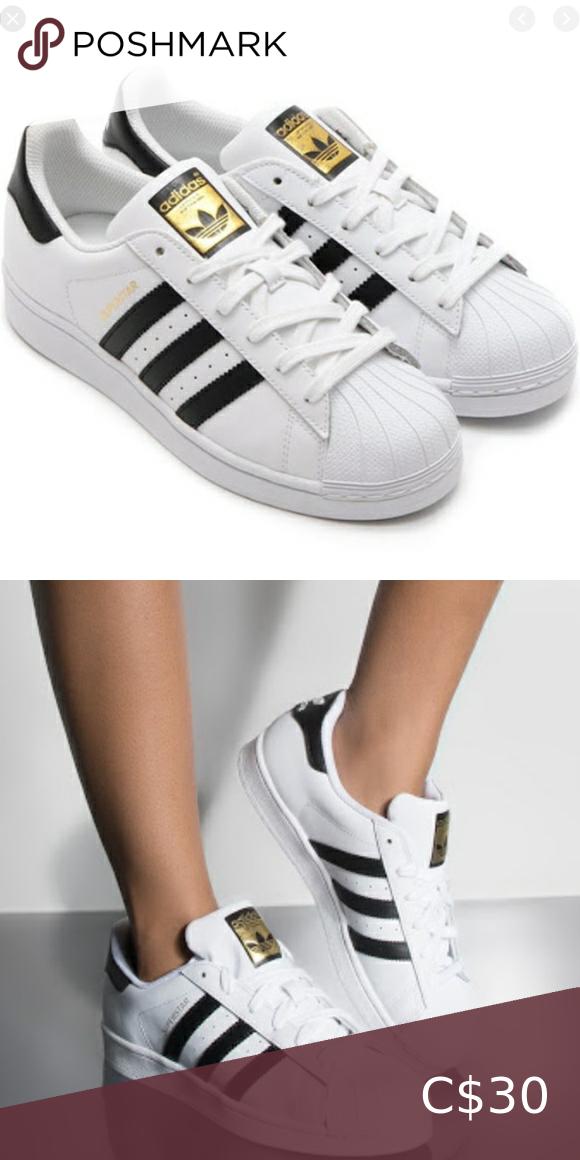 Asesino Médico Efectivamente  Adidas Superstar women's 6/ men's 4.5 | Adidas superstar women, Adidas  superstar, Shoes sneakers adidas