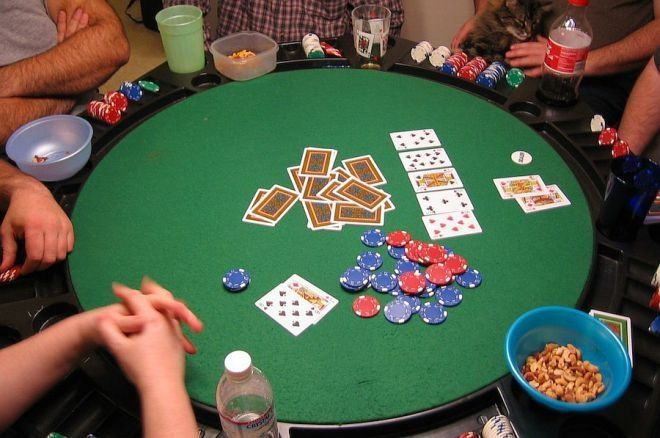 Host a casino night at home
