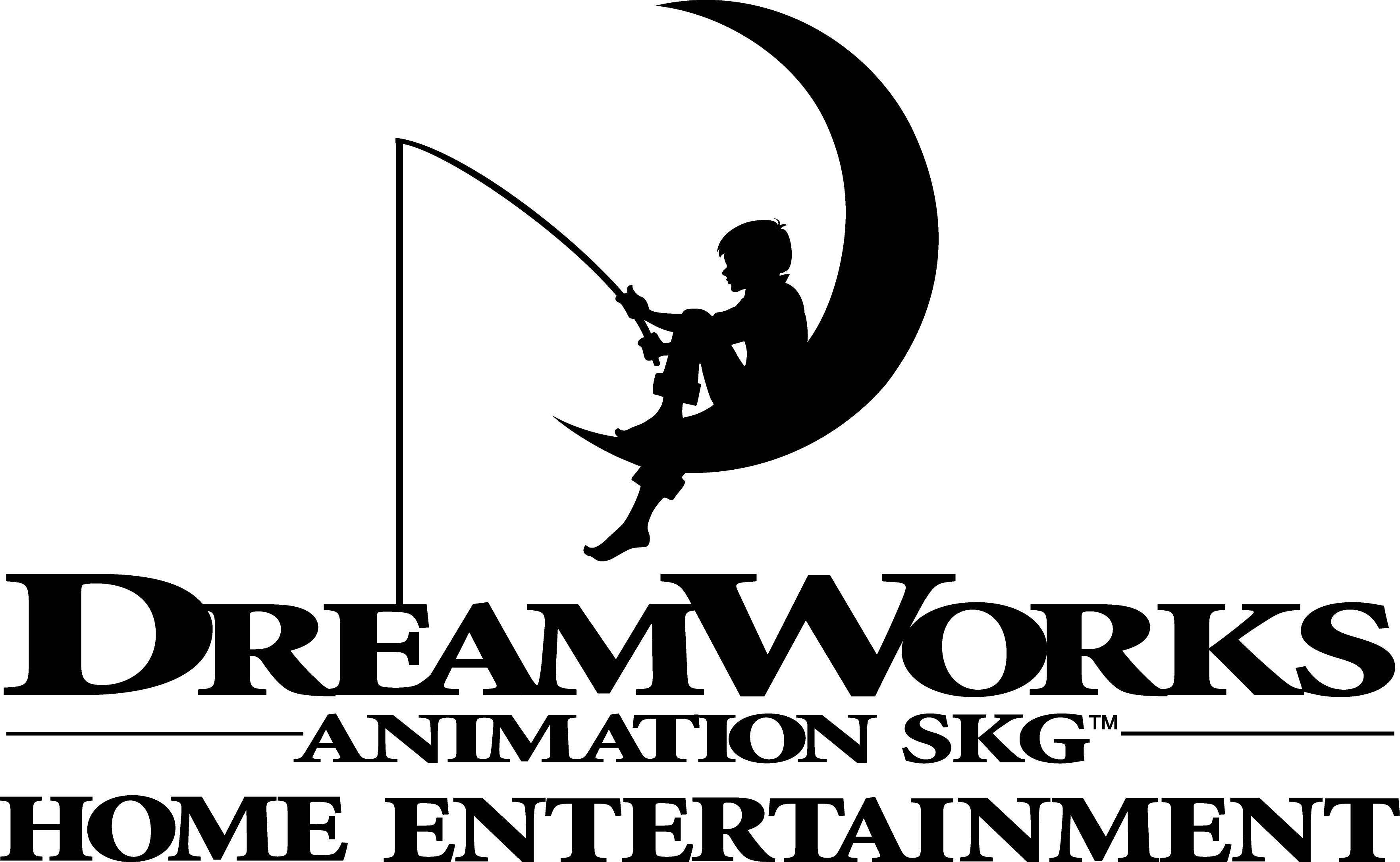 dreamworks home entertainment logo