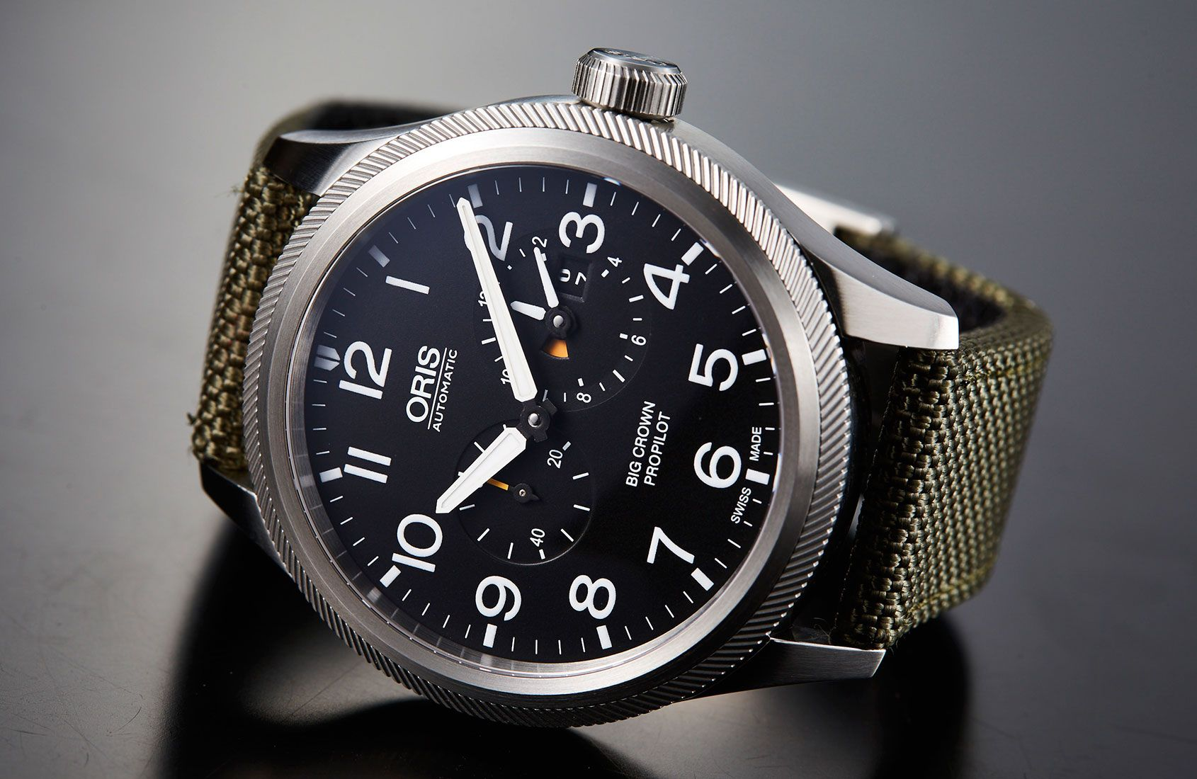 8ac26974aa6 The Oris Big Crown Propilot Worldtimer isn t your typical GMT.