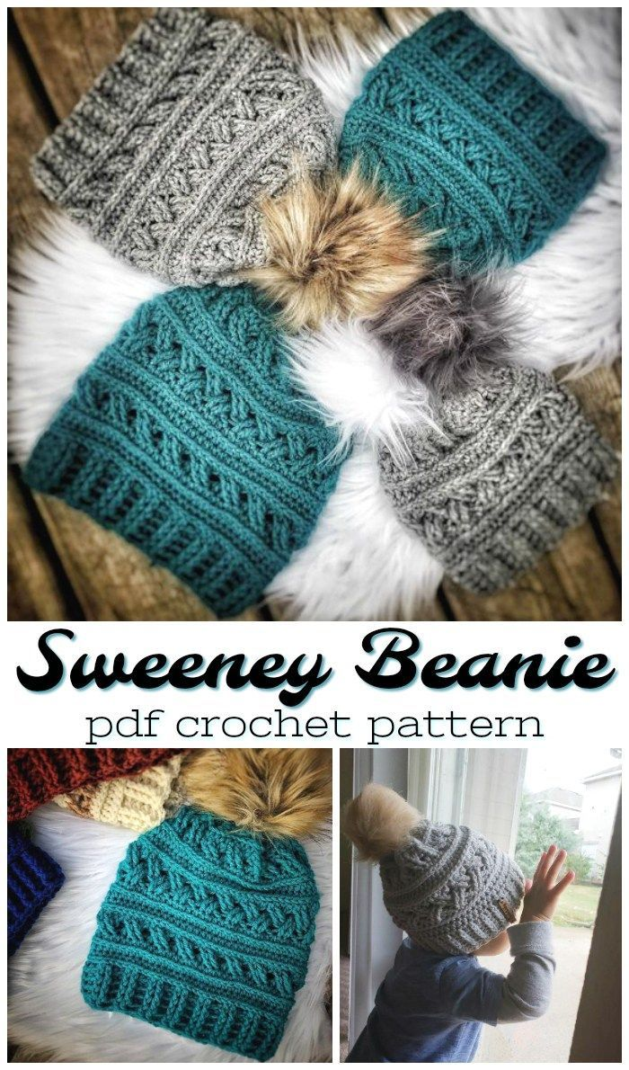 More Gorgeous Hats! #crochetedhats