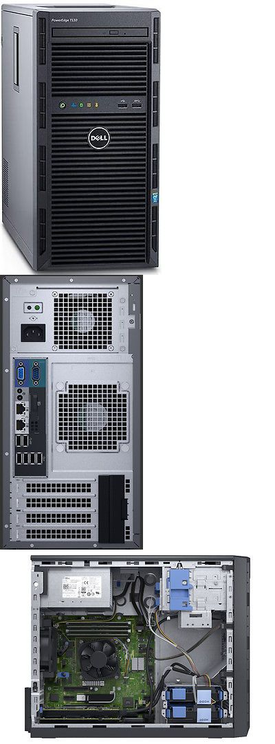Servers Clients and Terminals 175700: Dell Poweredge T130