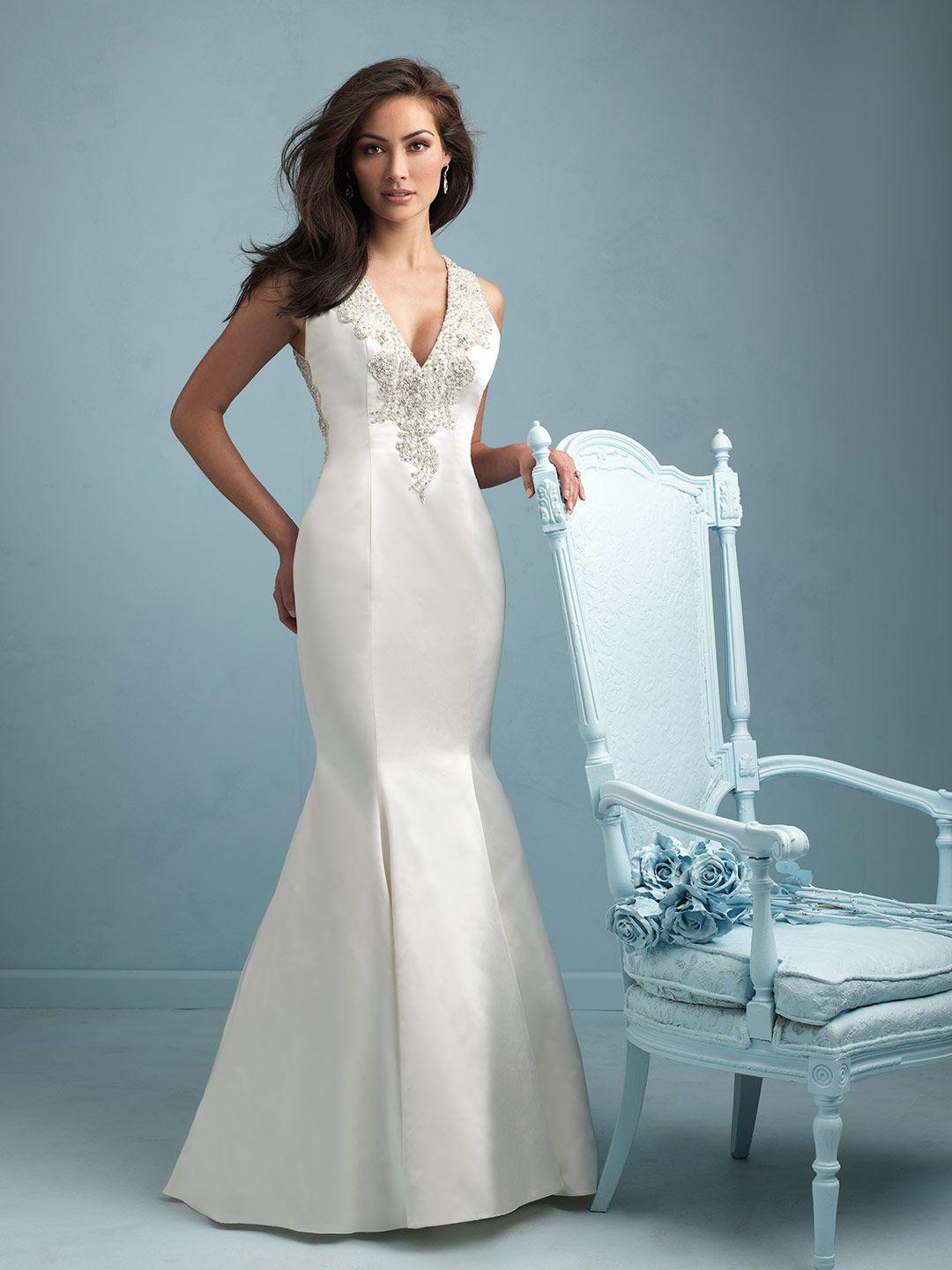 Allure Bridals: 9219   A L L U R E BRIDALS   Pinterest   Allure ...