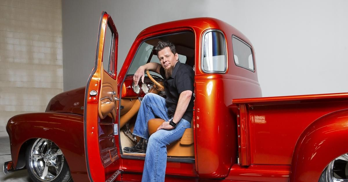 Imagen Relacionada Sweet Rides Custom Cars 54 Chevy Truck