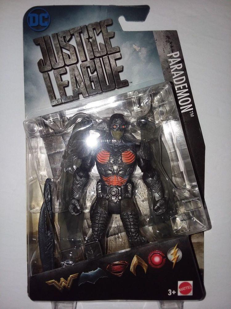 Parademon Dc Comics Justice League Movie 6 Action Figure Mattel Moc Collectible Toys Hobbies Action Figures Co Justice League Justice League Toys Mattel