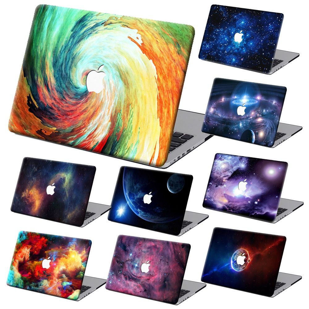 SP For Macbook Pro Air 11 12 13 15 KB Rubberized Painted Matte Hard Case Cover