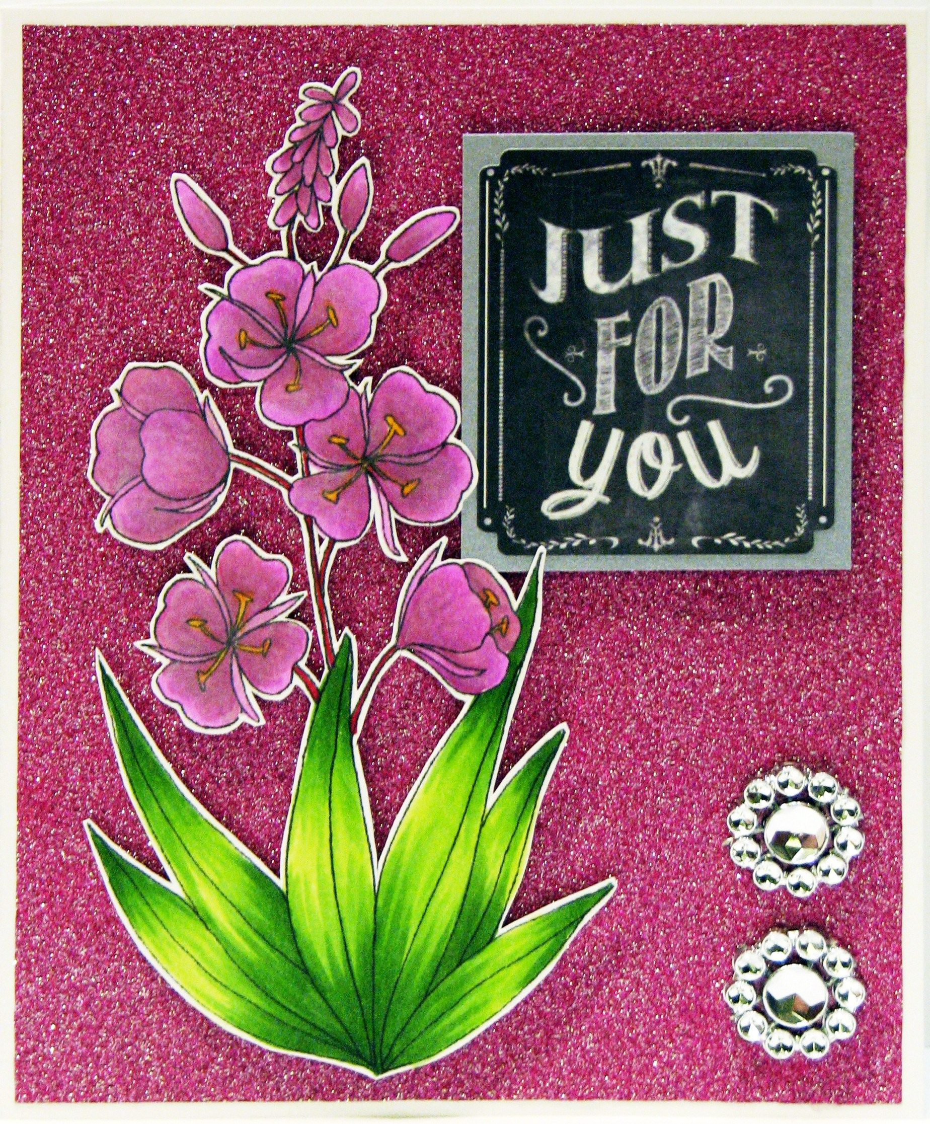"Michelle Pink Fireweed | Do something ""Just For You""! 