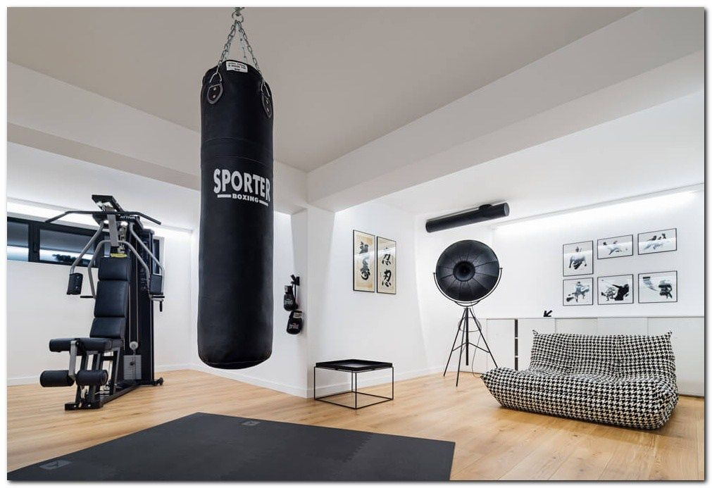 Best Home Gym Setup Ideas You Can Easily Build | Gym, Workout rooms ...