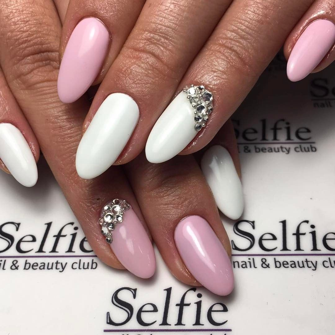 nails nail nailart design ideas spring nails matte ombre gel wedding ...