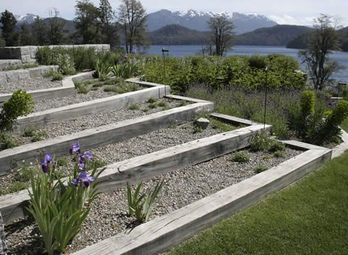 john brookes garden in patagonia