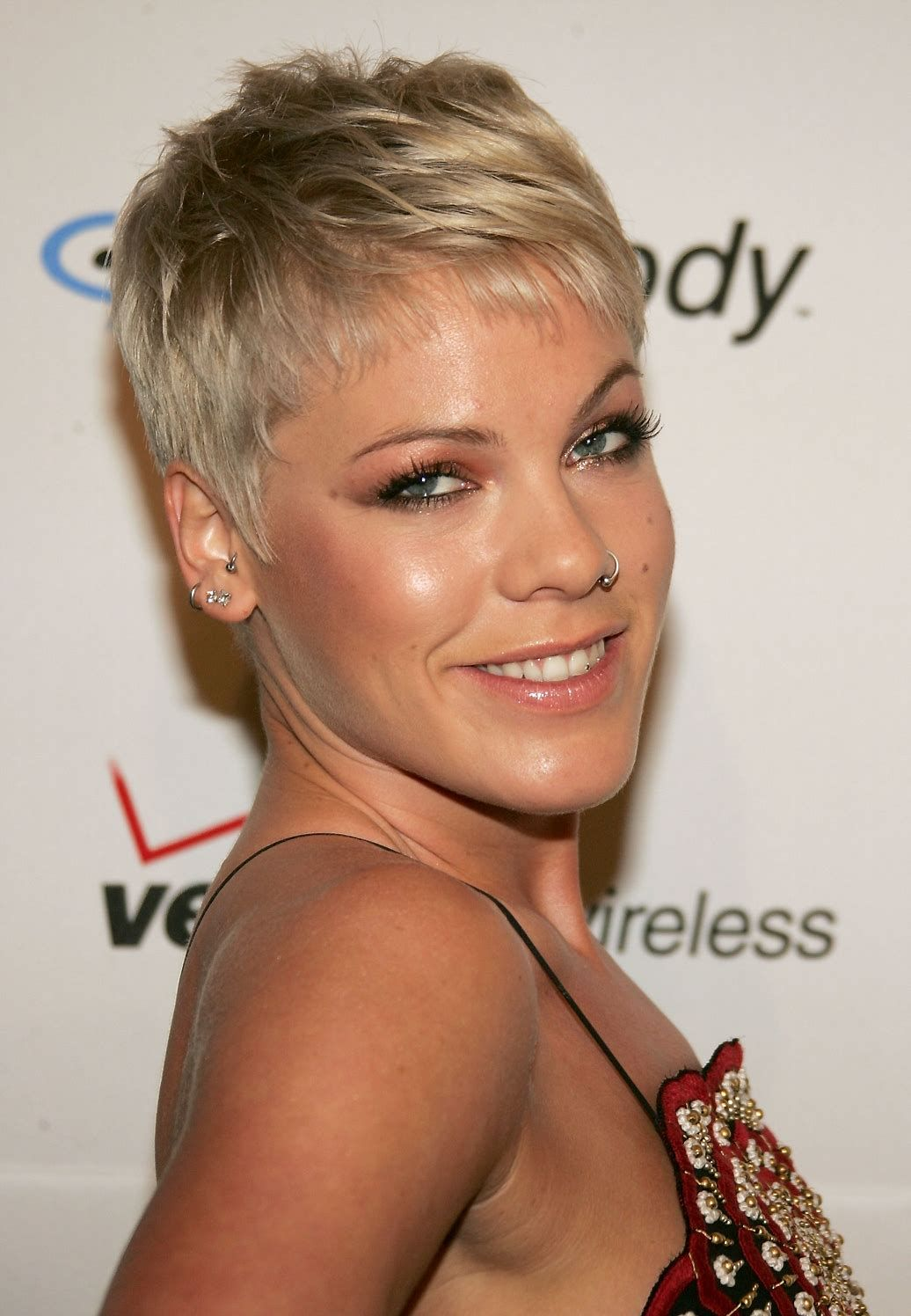 Image Result For Pixie Haircuts For Women Over 50 With Glasses