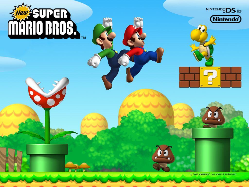 Pictures Of Super Mario Bros Ds Super Mario Bros Mario