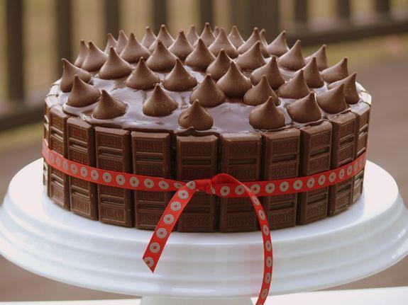 101 Desserts mit Hershey Kisses   – Chubby negotiations