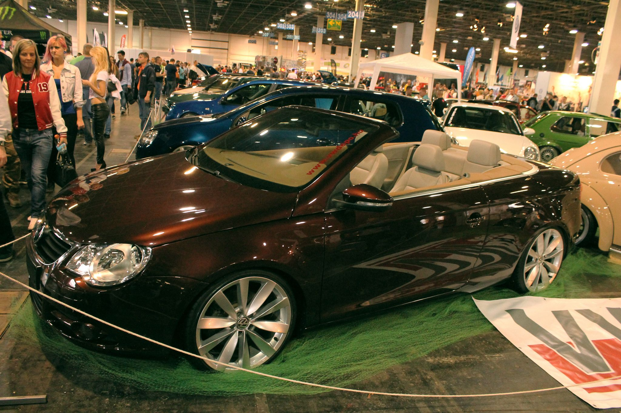Volkswagen Eos Tuning Tuning MyKindaEos Pinterest Vw Eos - Eos car show