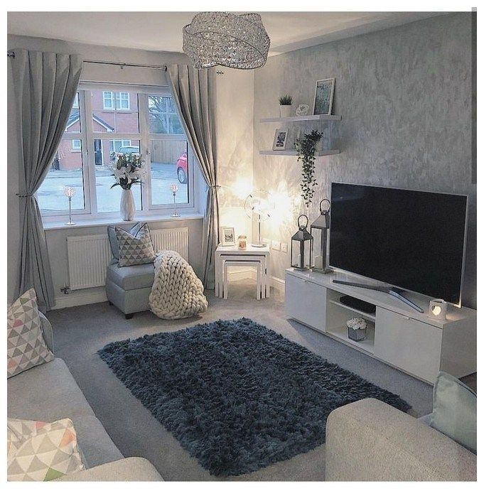56 small living room apartment designs to look amazing 13 images